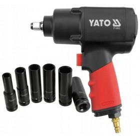 YATO YT-0953 KLUCZ PNEUMATYCZNY udarowy 1/2 +6 nas